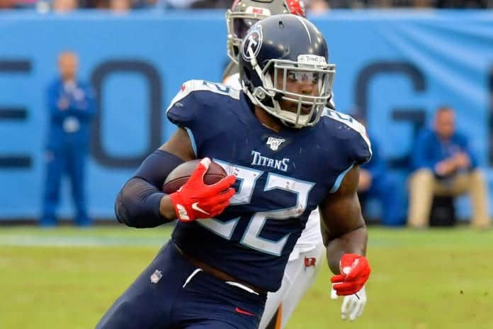 What fantasy impact will Ryan Tannehill have on Derrick Henry?