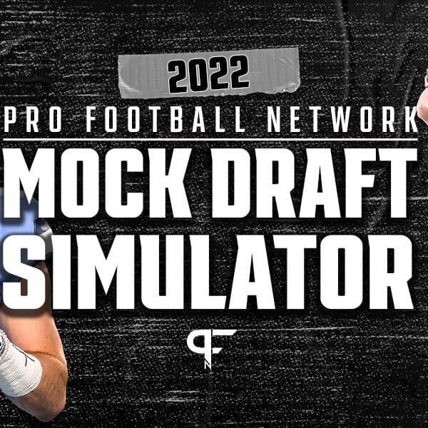 Free NFL Mock Draft Simulator: Sim-User/Sim-Sim/User-Sim trades, 350+ prospects, and more