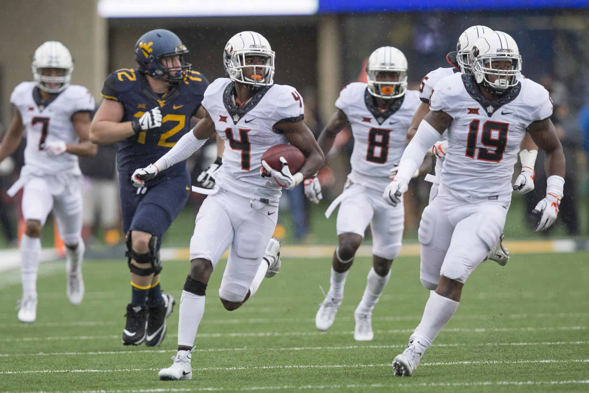 Five Big 12 players who will rise after the Senior Bowl