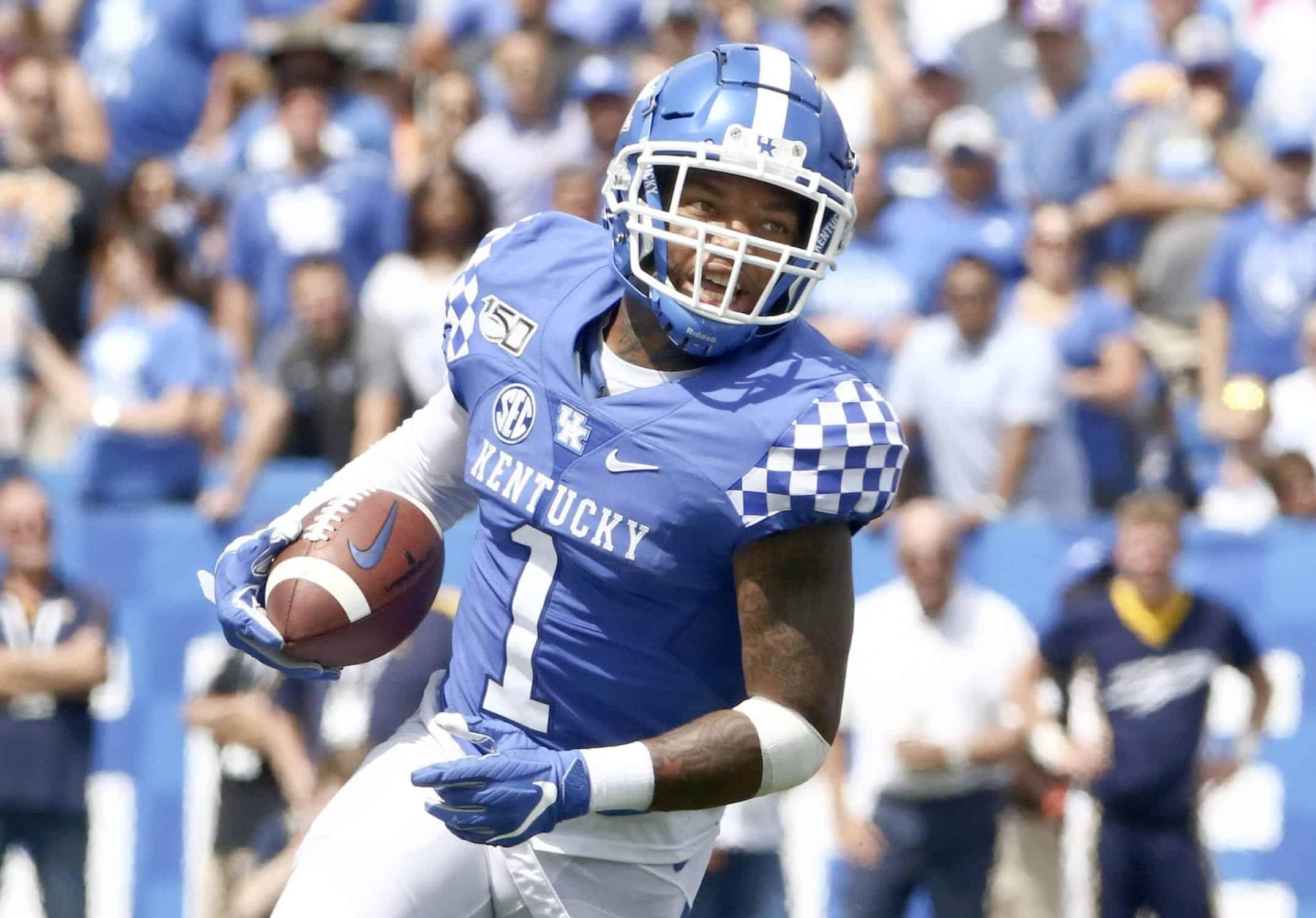 2020 NFL Draft: Kentucky's Lynn Bowden an offensive juggernaut