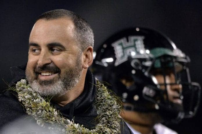 What the hire of Nick Rolovich means for Washington State