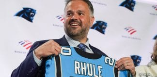 Is a lack of NFL coaching experience a problem for Matt Rhule?