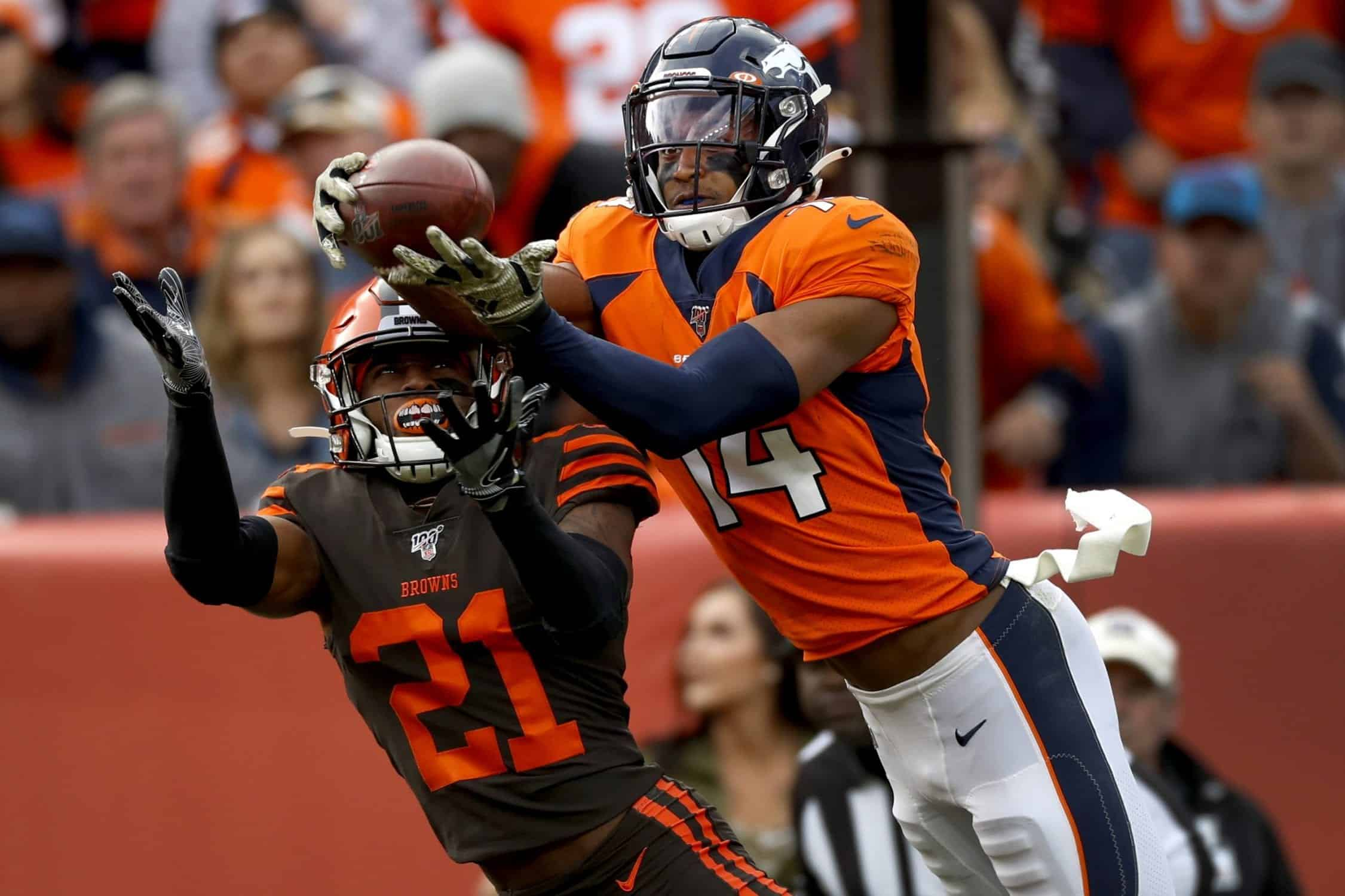 Did the Denver Broncos' offseason make them an AFC sleeper team?