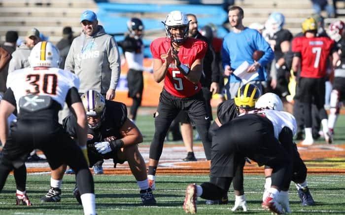 2020 Reese's Senior Bowl Practice Report: North Team