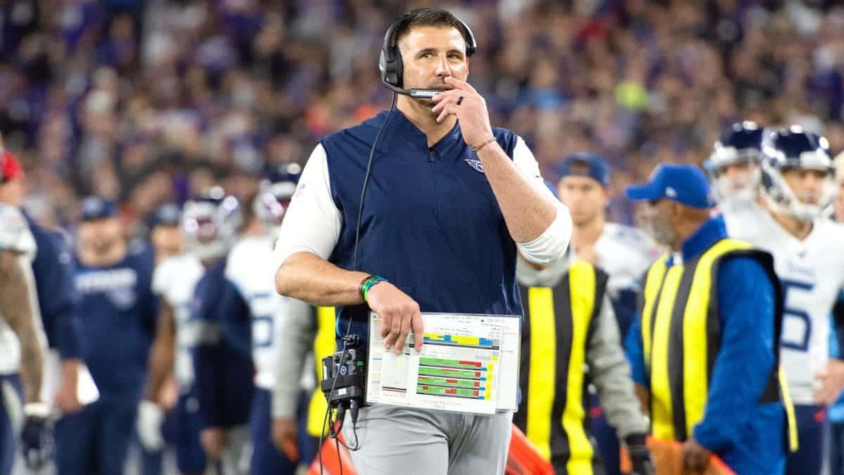 2020 NFL Draft: Tennessee Titans 7-Round Mock Draft