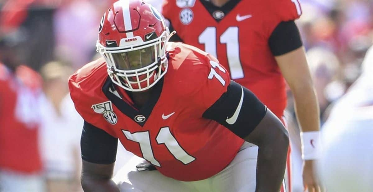 Tony Pauline Mailbag: Should Redskins draft Andrew Thomas over Chase Young?