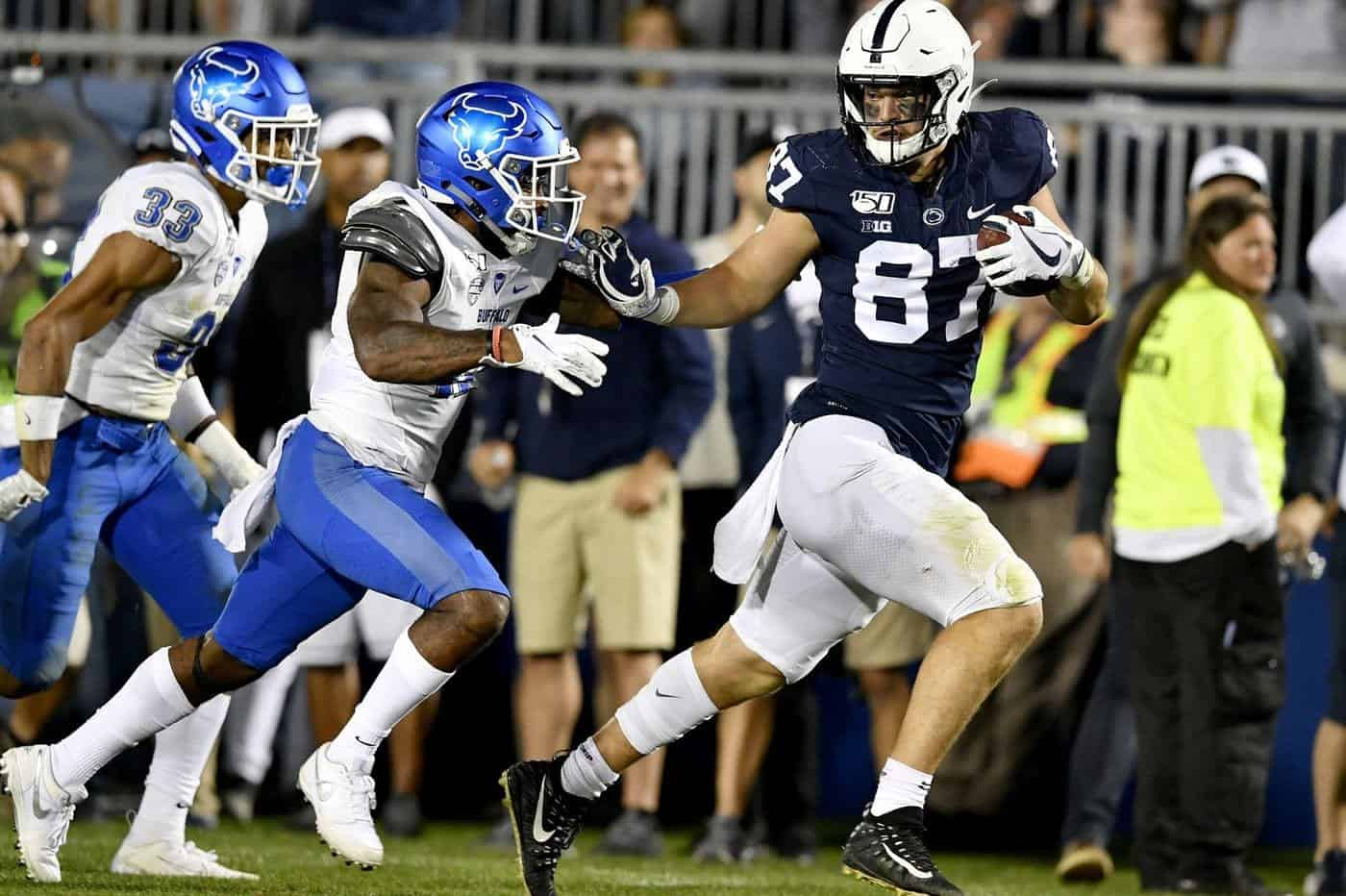Top tight end prospects to watch in the 2021 NFL Draft