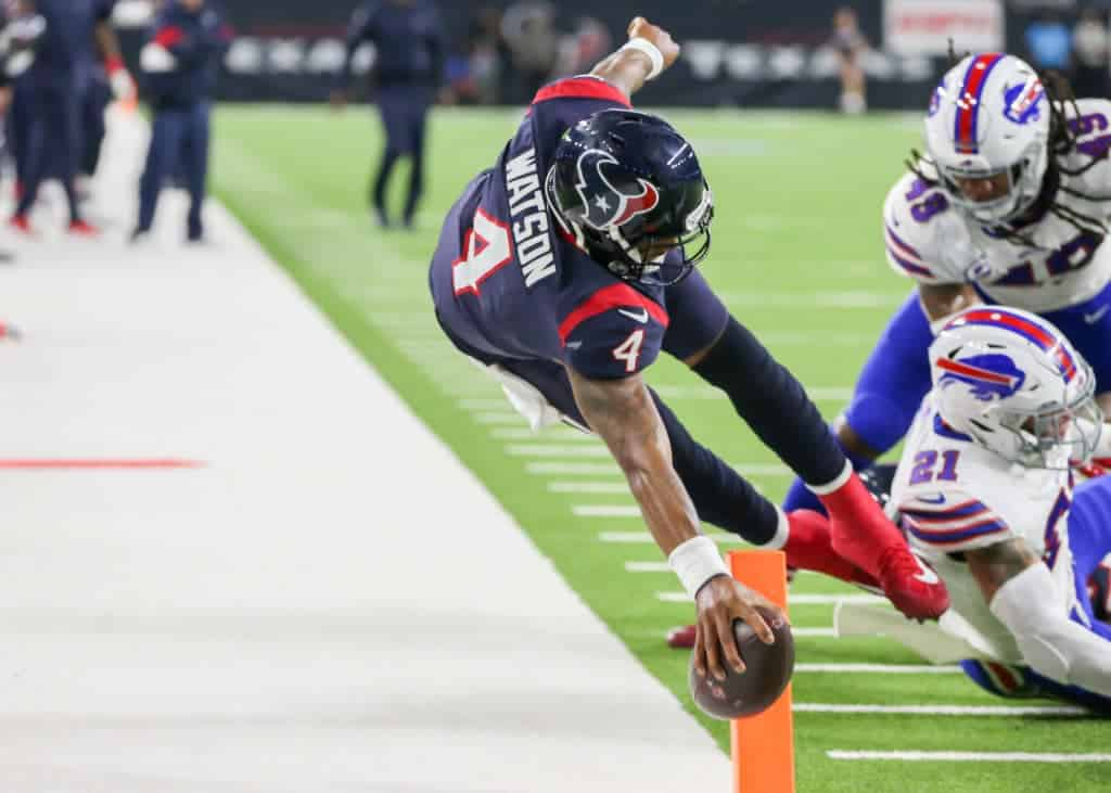 2020 NFL Draft: Houston Texans 7-Round Mock Draft