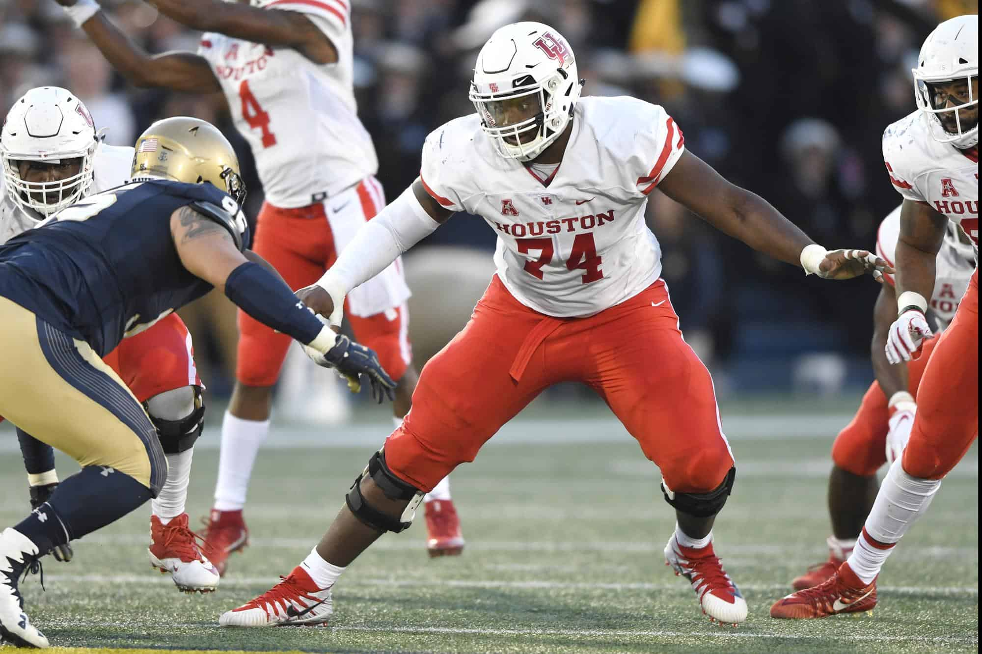 2020 NFL Draft: Houston's Josh Jones looking like a top prospect