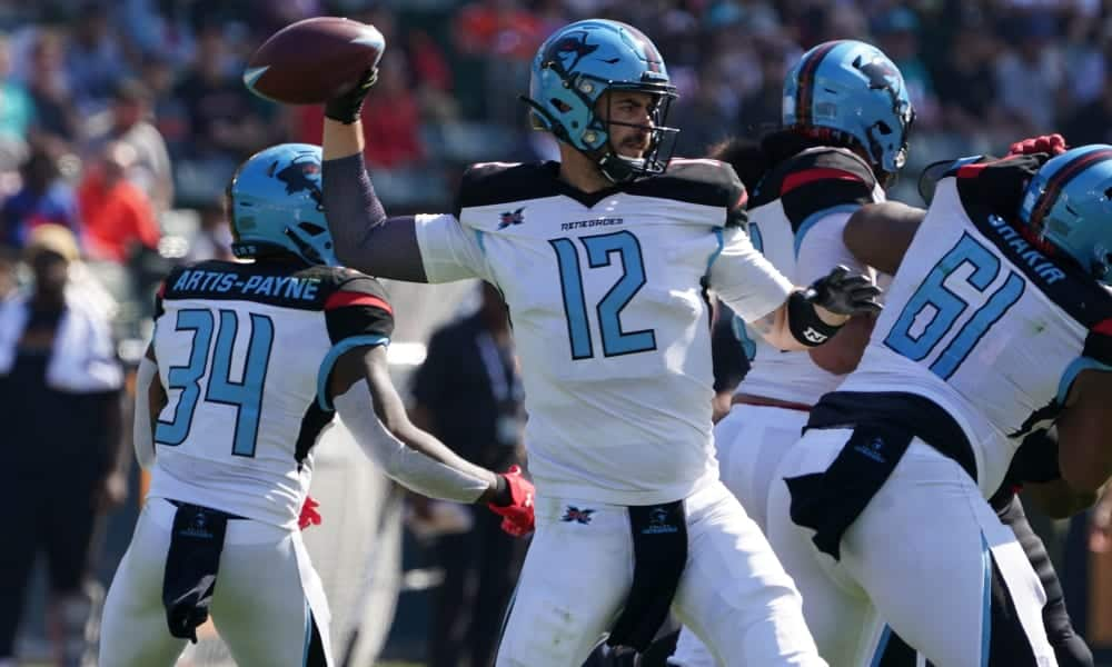 XFL Week 3 Betting Preview: Rise of the home underdog?