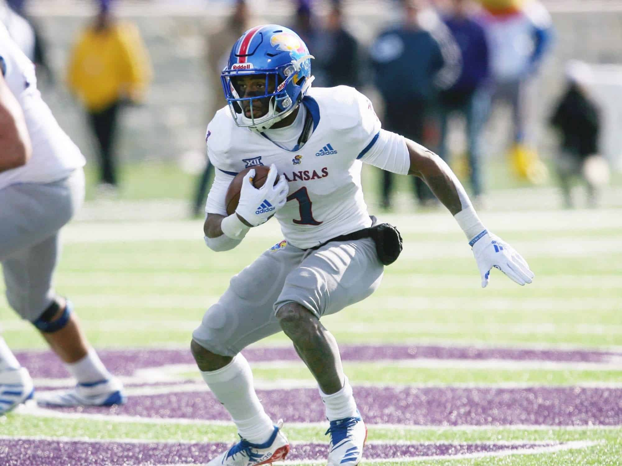 Best Running Back In The Nfl 2021 2021 NFL Draft: Kansas running back Pooka Williams is a top sleeper