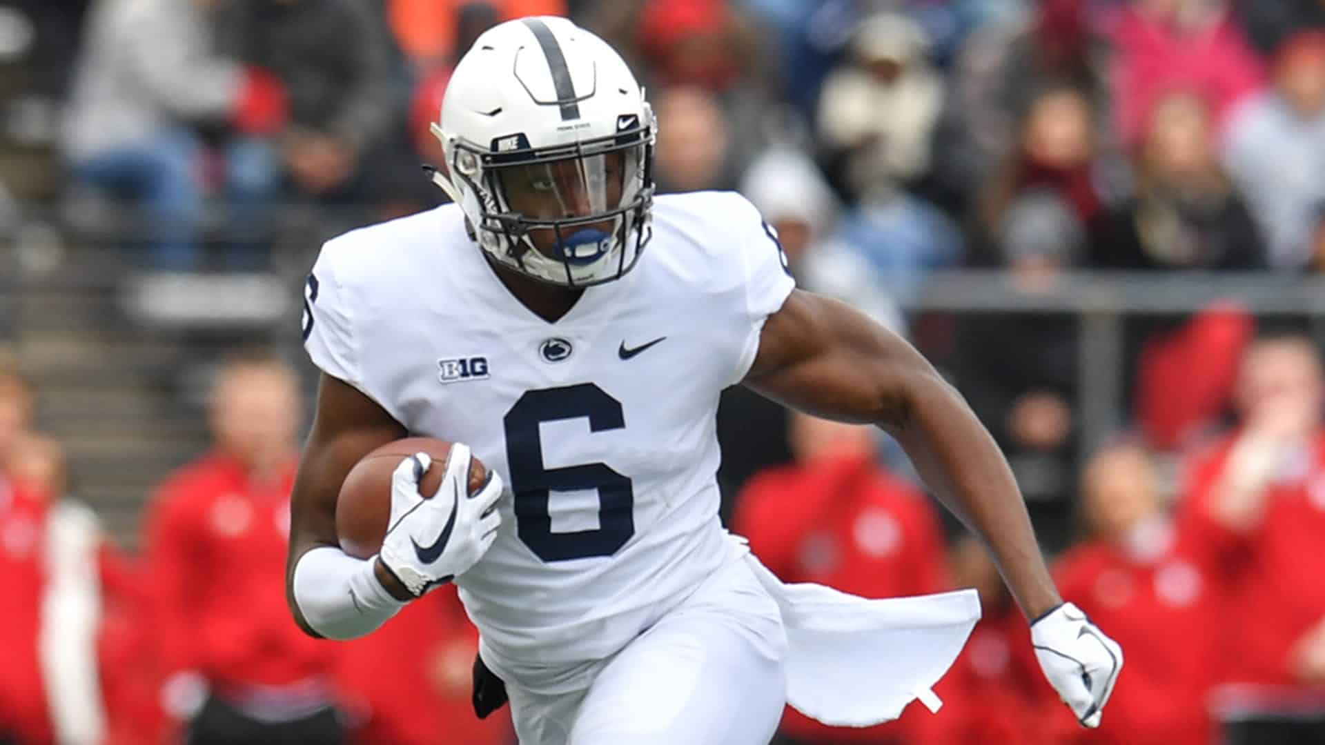 2020 Transfer Portal: Wide receivers looking to improve devy stock