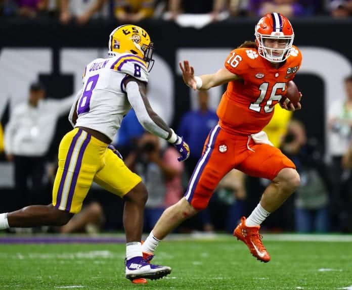 2021 NFL Draft: How does Trevor Lawrence compare to the 2020 class