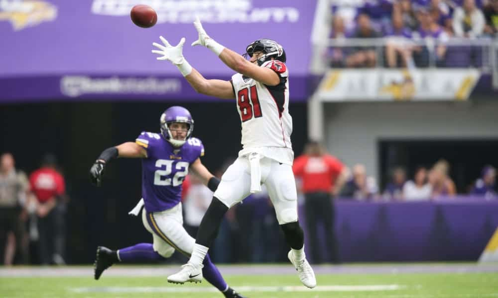 Hooper and Henry amongst the top free agent tight ends for 2020