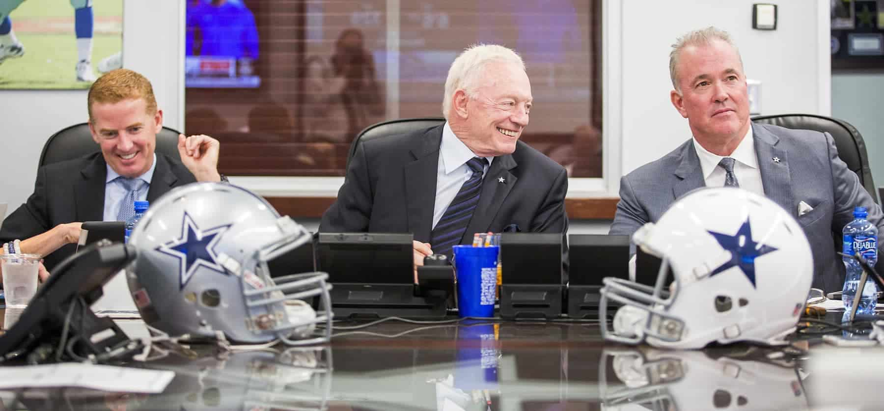 The latest on the Dallas Cowboys, Mel Tucker, Big 12 Draft Prospects, and more (Draft Insiders Podcast)