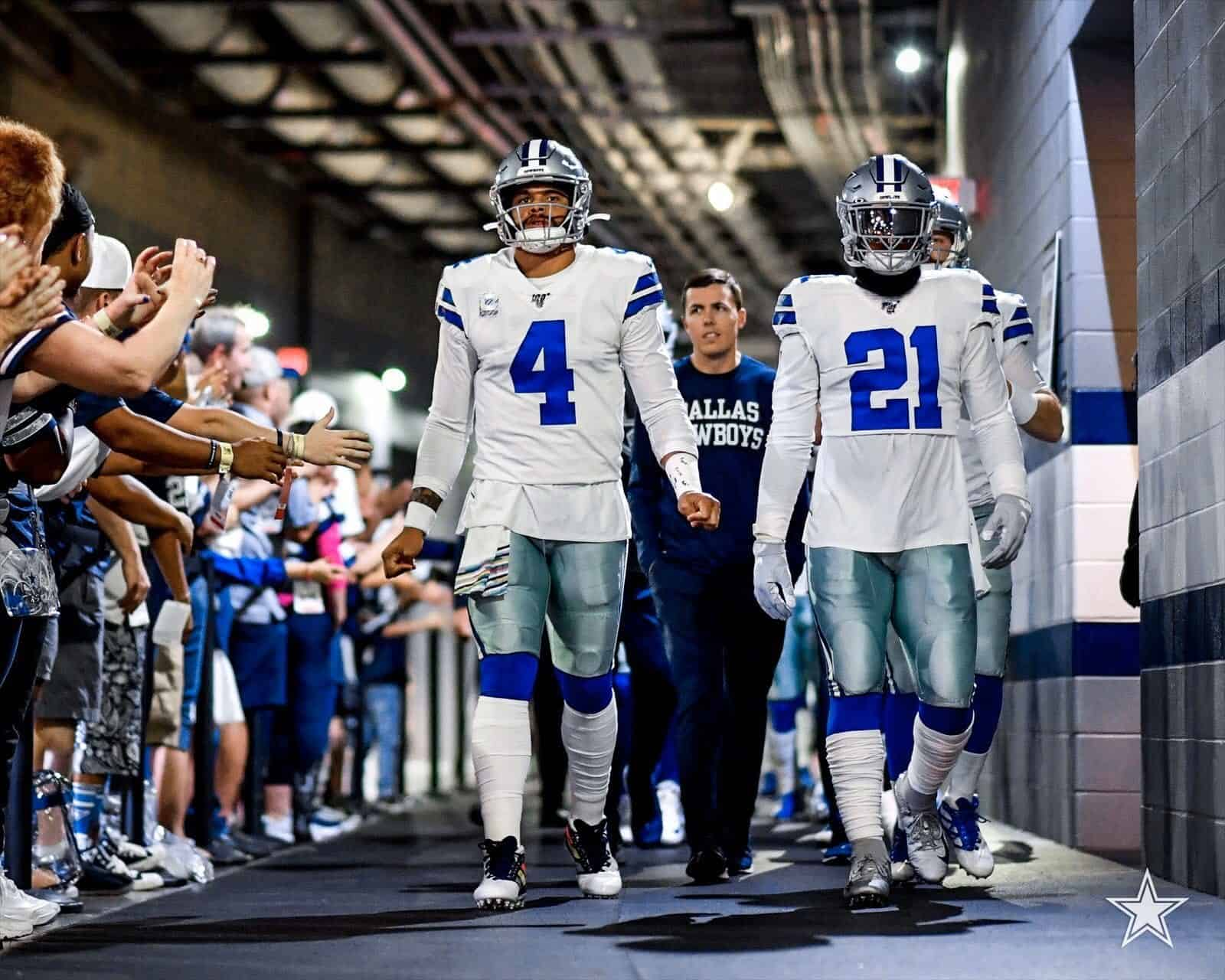 NFL Betting: Dallas Cowboys 2020 NFL season prop bets