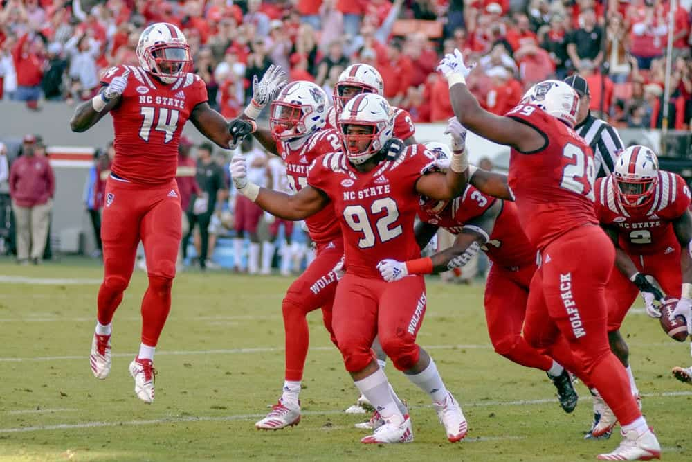 2020 NFL Draft: The humble development of NC State's Larrell Murchison and James Smith-Williams