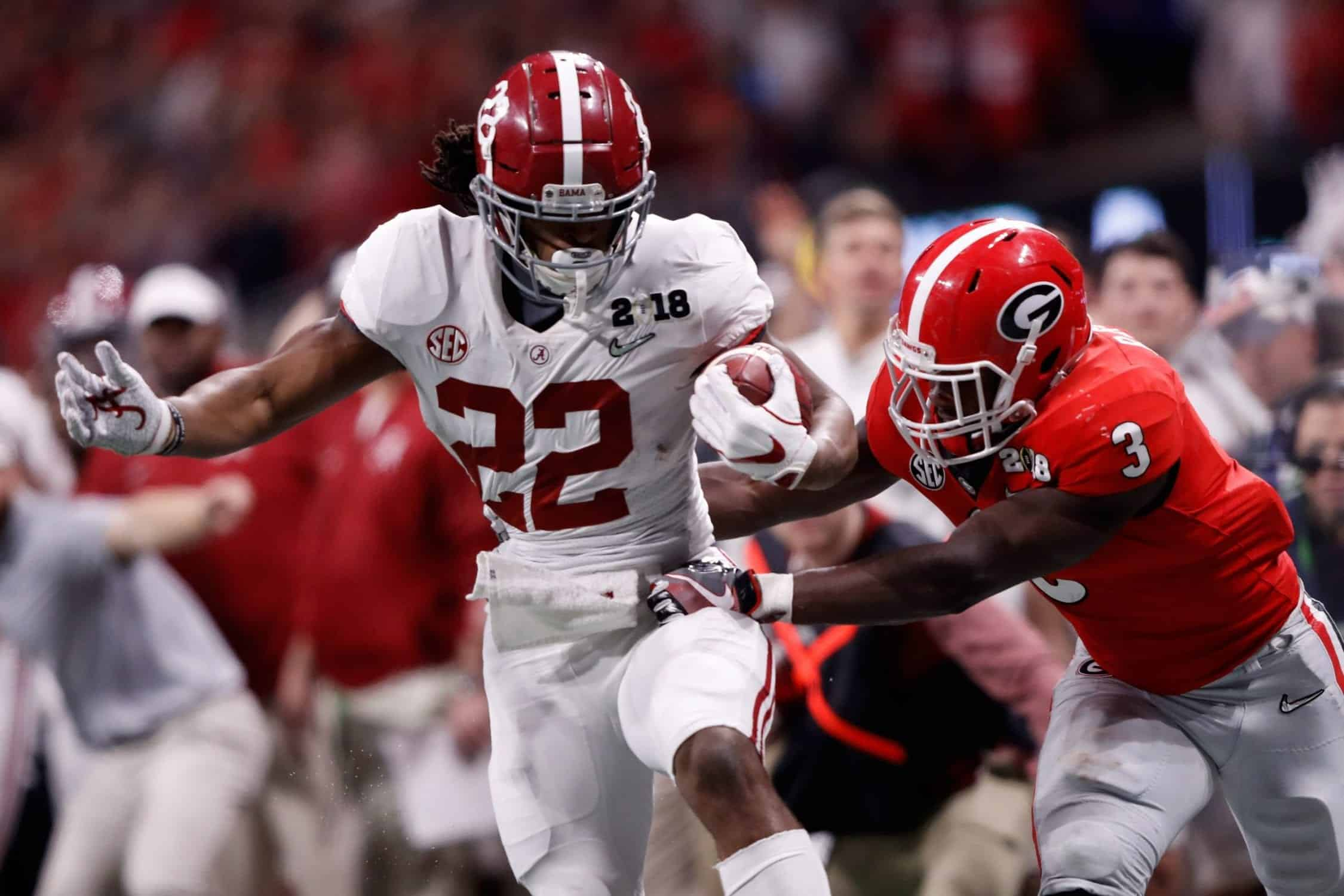 2021 NFL Draft: Najee Harris is most well rounded back in class