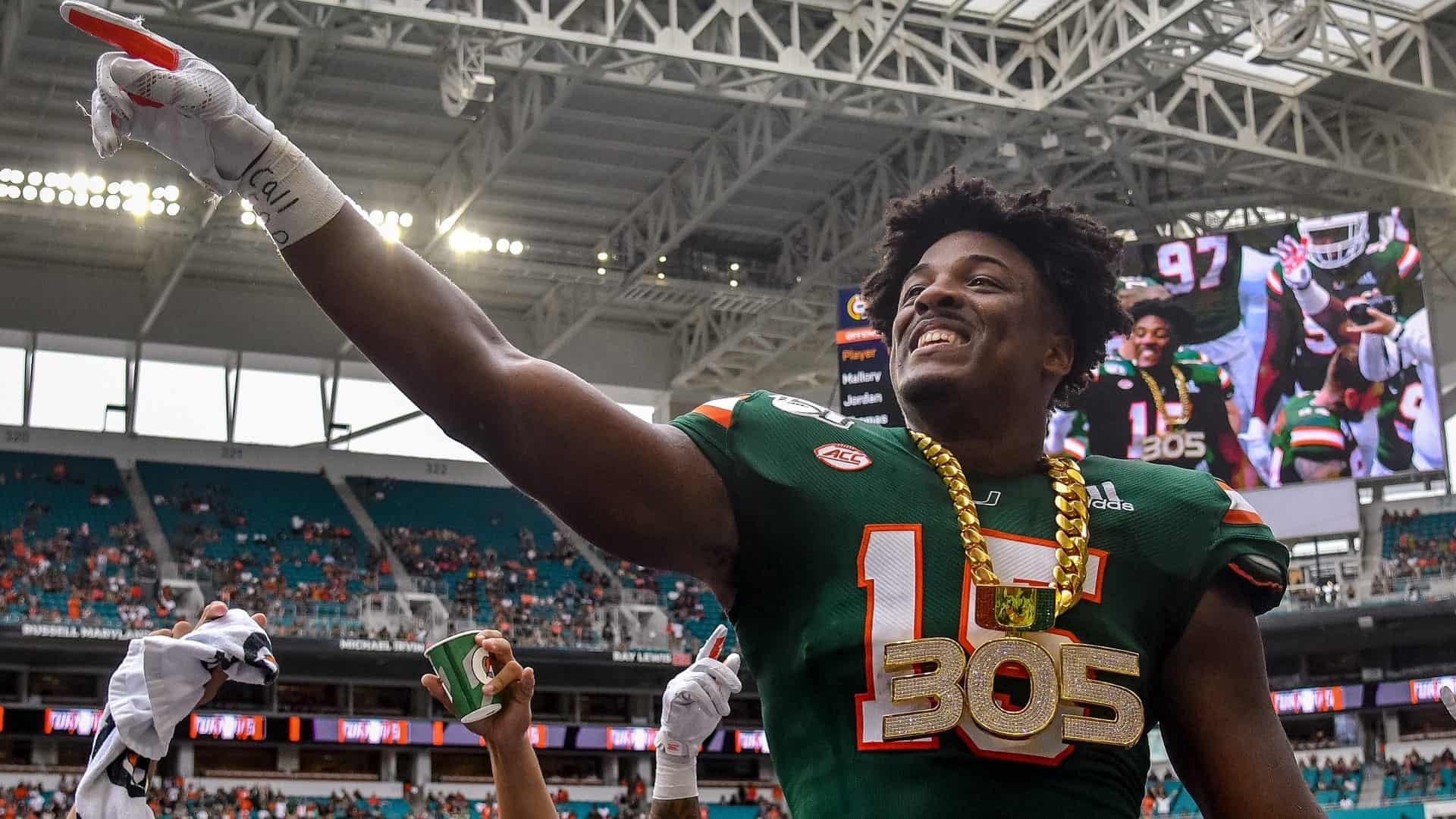 2021 NFL Draft: Rousseau leads top 5 edge rushers
