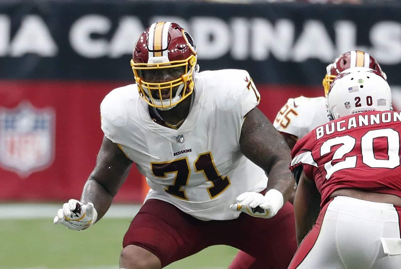 Potential Trent Williams trade destinations and packages