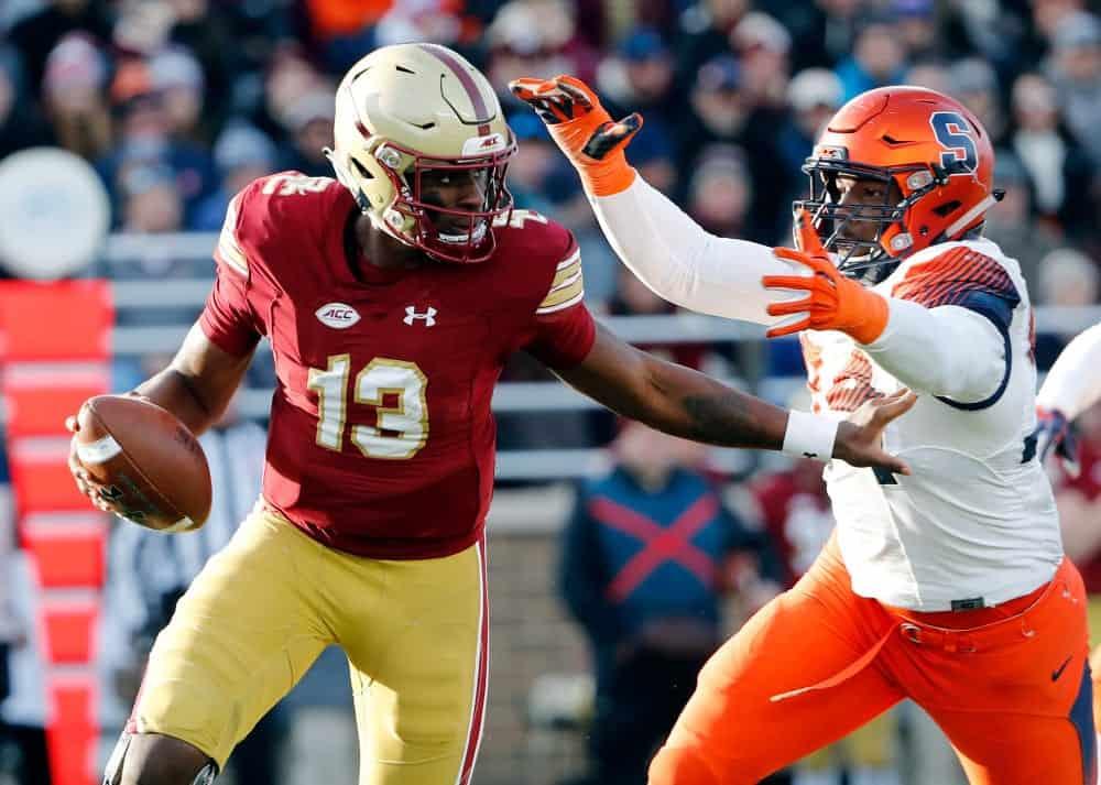 2020 NFL Draft Scouting Report: Syracuse DE Alton Robinson