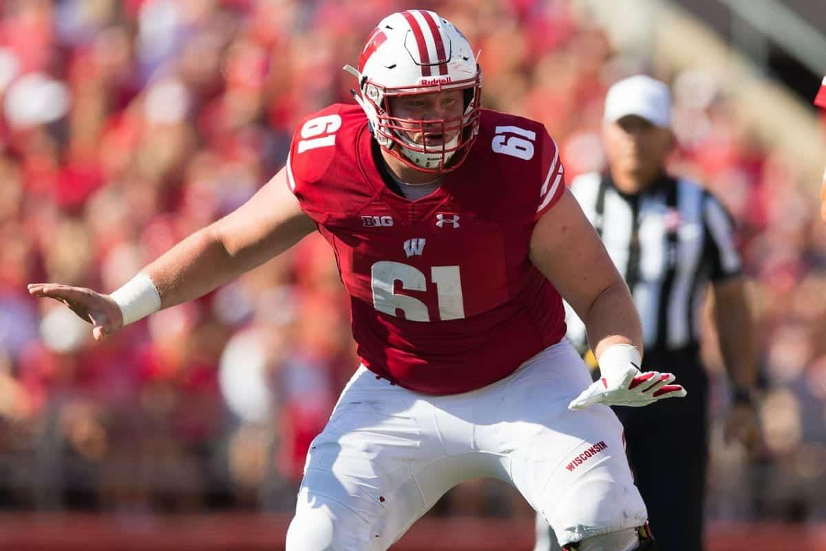 2020 NFL Draft Scouting Report: Wisconsin C Tyler Biadasz