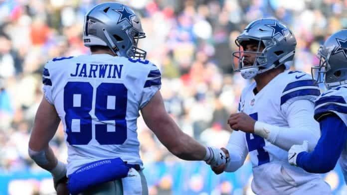 Blake Jarwin's dynasty value rises following new deal