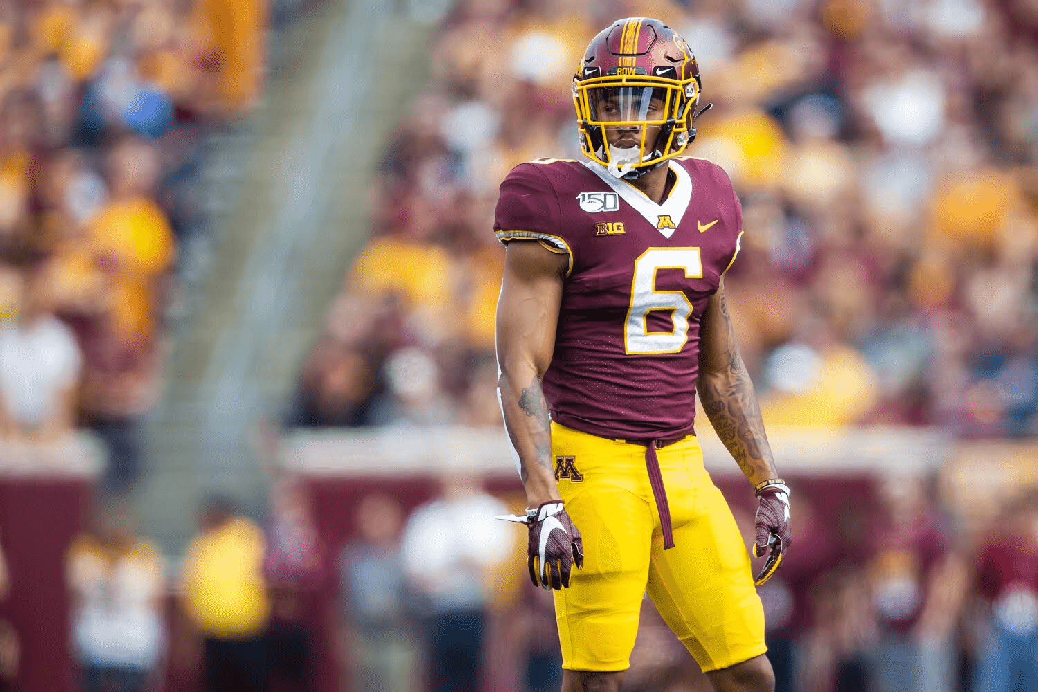 2020 NFL Draft: Chris Williamson remains focused on the controllables