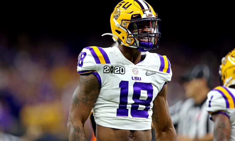 2020 NFL Draft Scouting Report: LSU OLB K'Lavon Chaisson