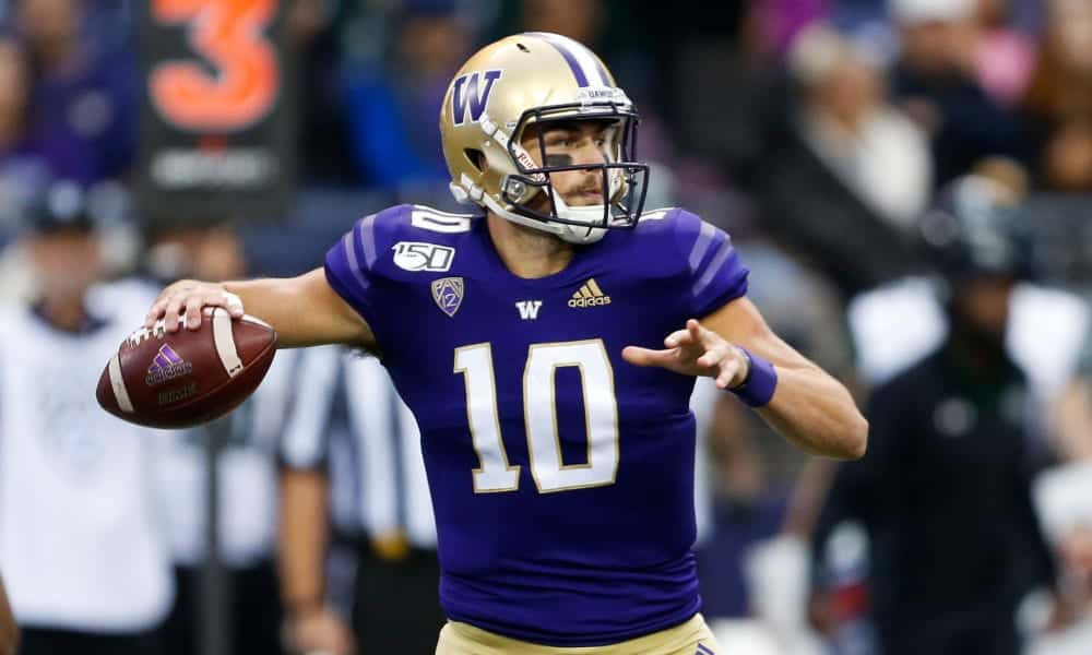 2020 NFL Draft Scouting Report: Washington QB Jacob Eason