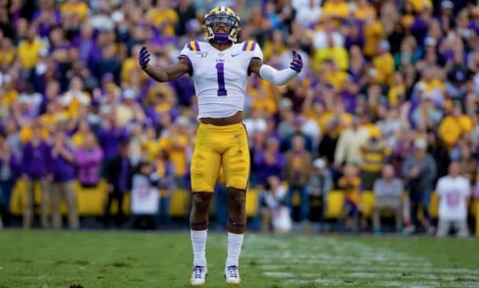 2020 NFL Draft Scouting Report: LSU CB Kristian Fulton