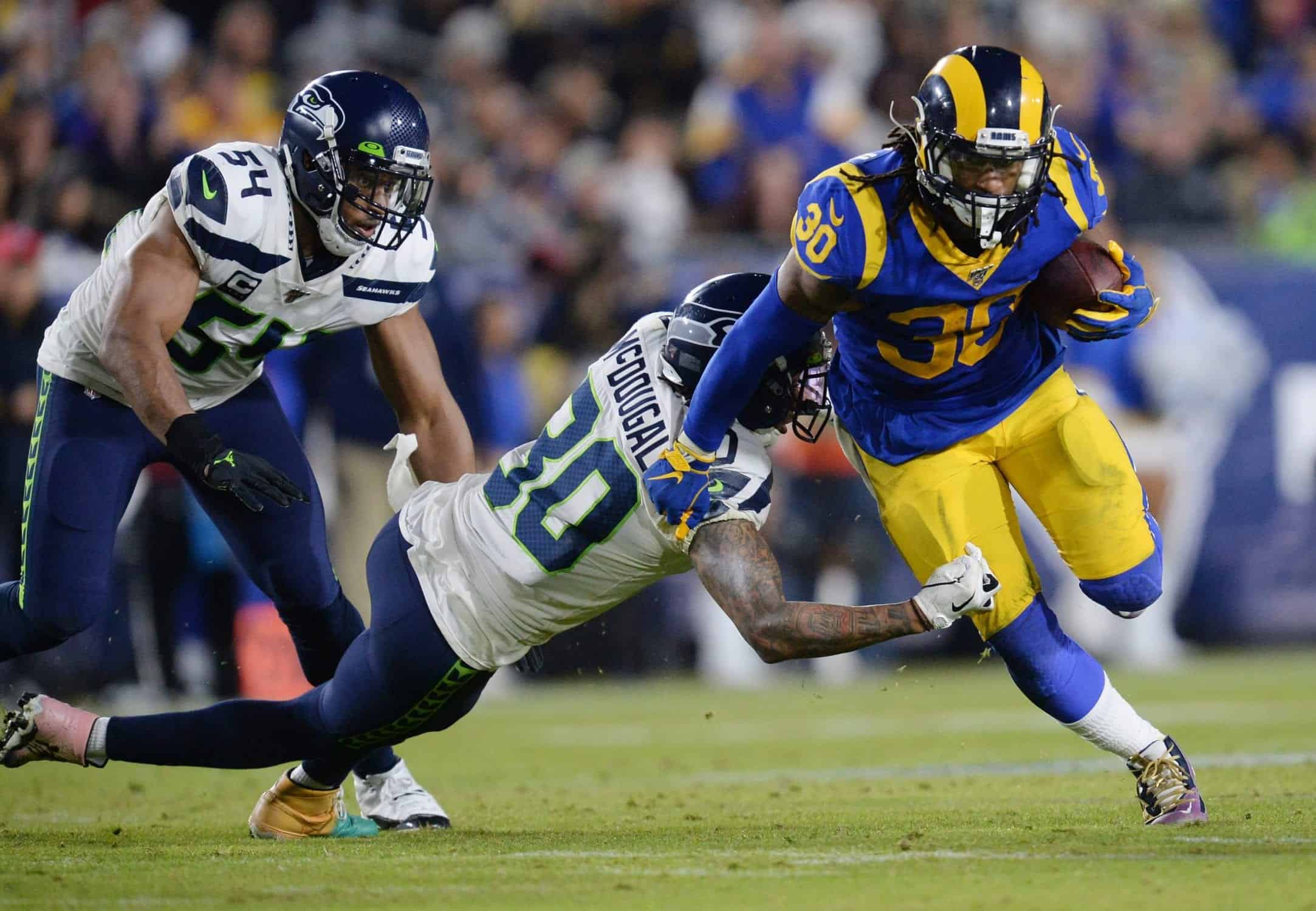 Gurley is a risky solution for the Falcons at running back