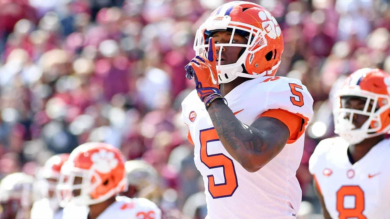 2020 NFL Draft Scouting Report: Clemson WR Tee Higgins