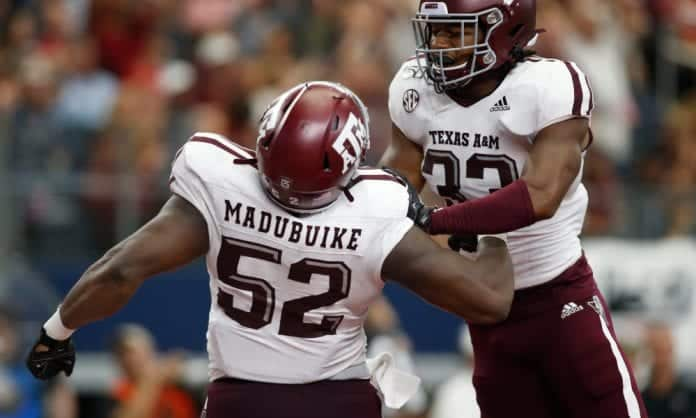 2020 NFL Draft Scouting Report: Texas A&M DT Justin Madubuike