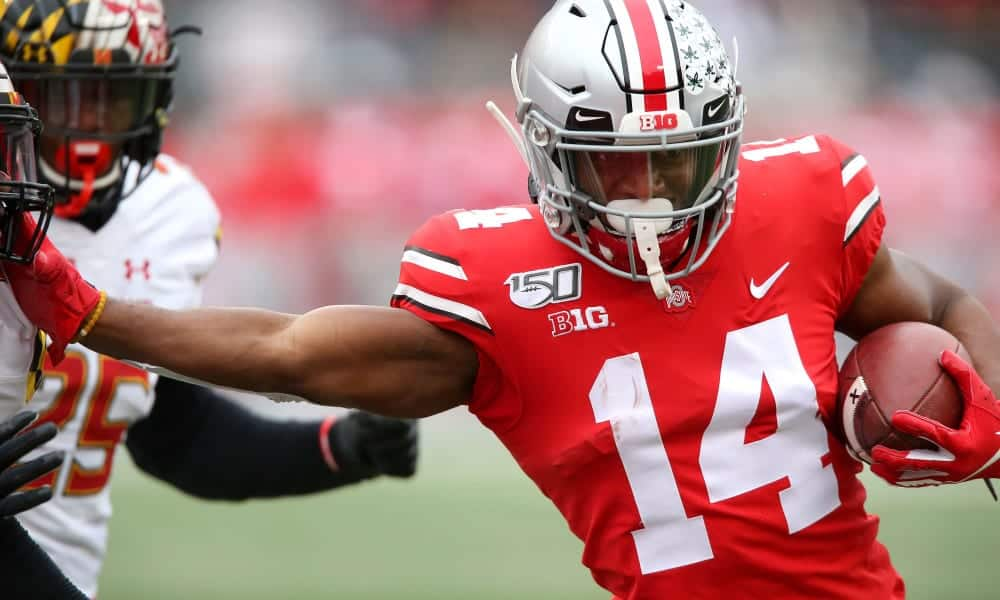 2020 NFL Draft Scouting Report: Ohio State WR K.J. Hill