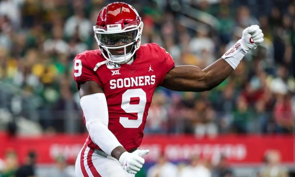 2020 NFL Draft Scouting Report: Oklahoma ILB Kenneth Murray