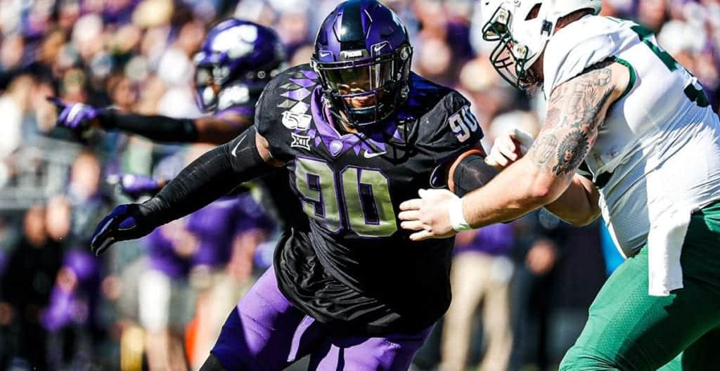2020 NFL Draft Scouting Report: TCU DT Ross Blacklock