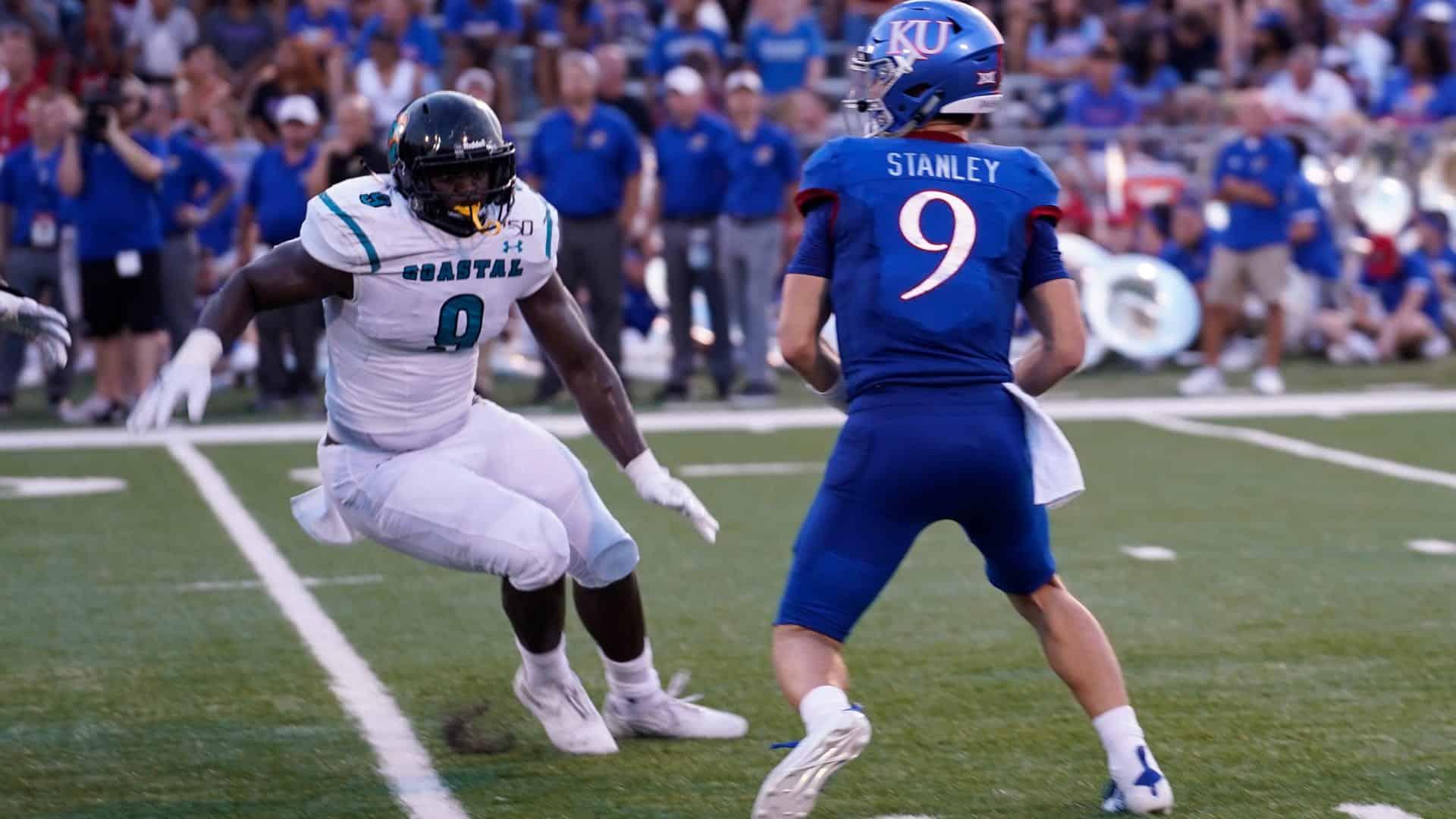 2021 NFL Draft: Sleeper EDGE rusher Tarron Jackson