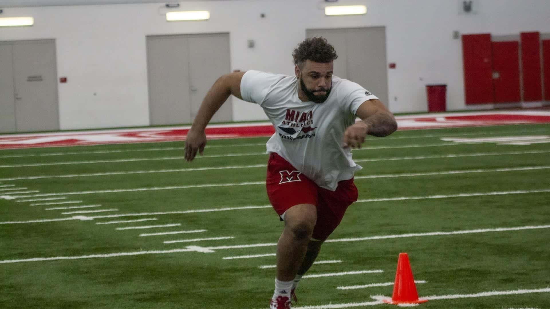 2020 NFL Draft: Miami RedHawks Pro Day Report