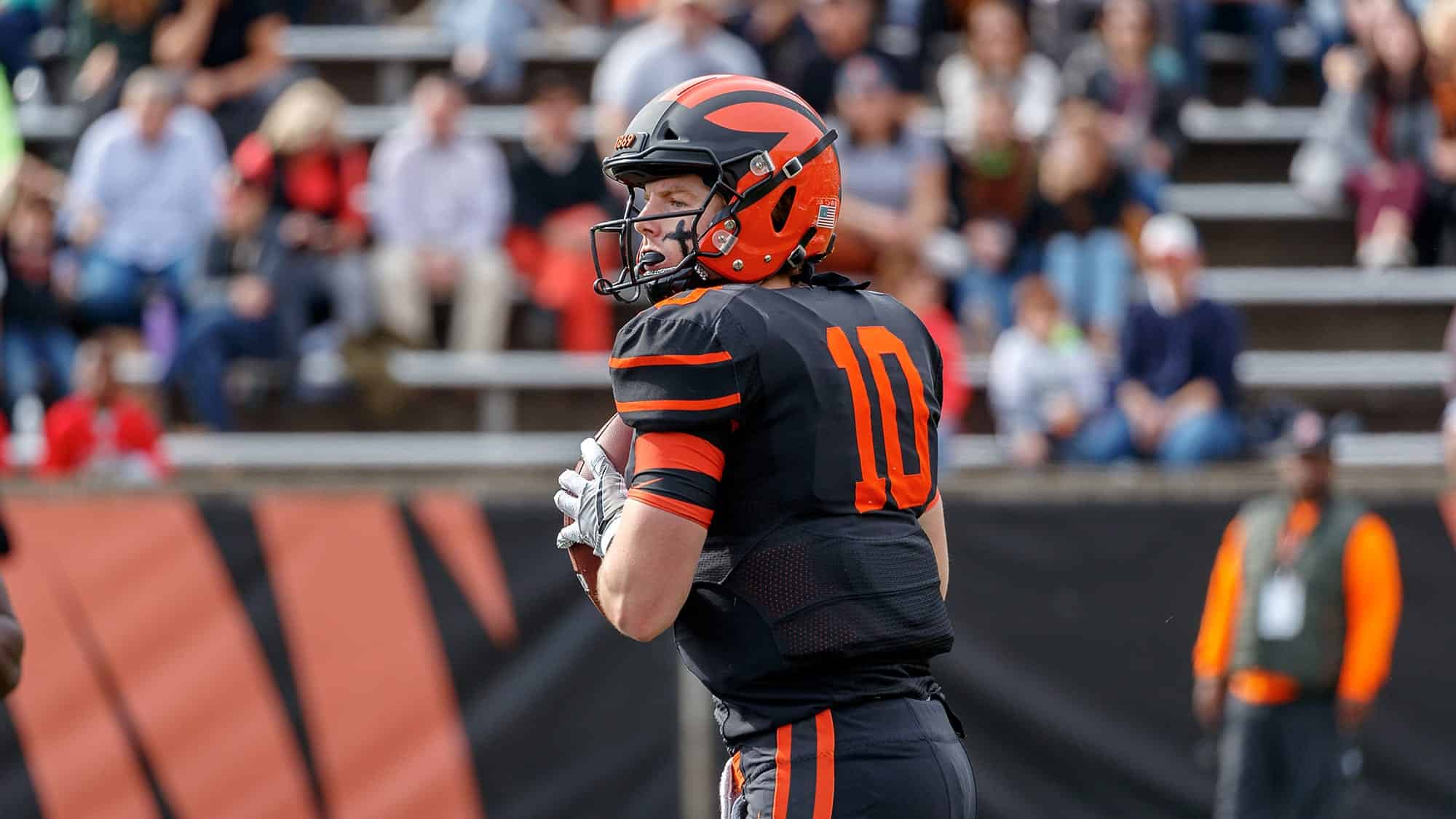 2020 NFL Draft: Princeton and Monmouth Pro Day Reports