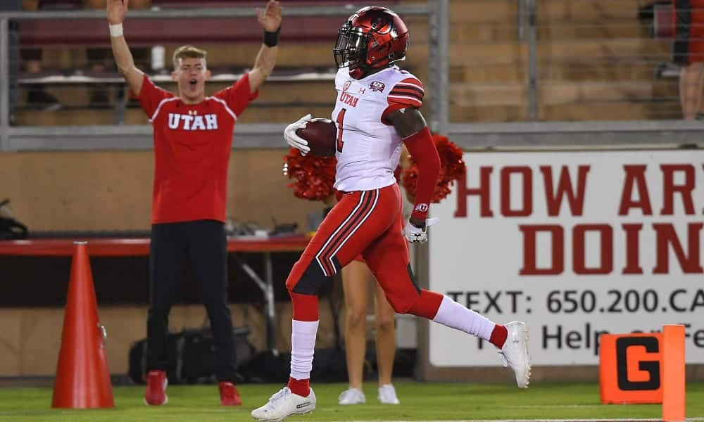 2020 NFL Draft Scouting Report: Utah CB Jaylon Johnson