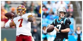 Redskins trade for Allen could push Haskins for starting role