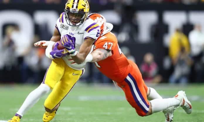 2020 NFL Draft Scouting Report: LSU WR Justin Jefferson