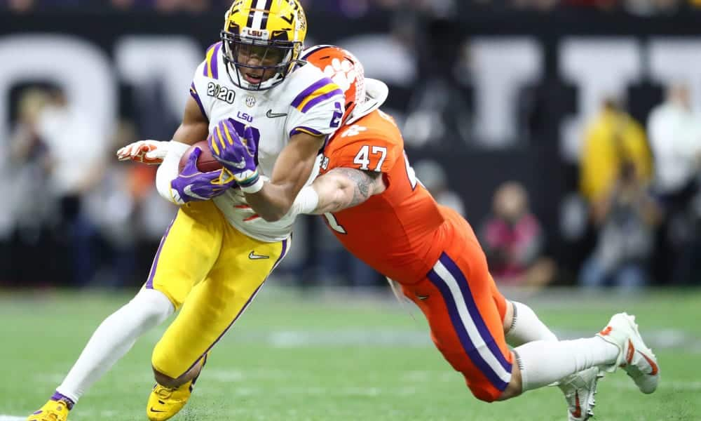 2020 NFL Draft Scouting Report: LSU WR Justin Jefferson