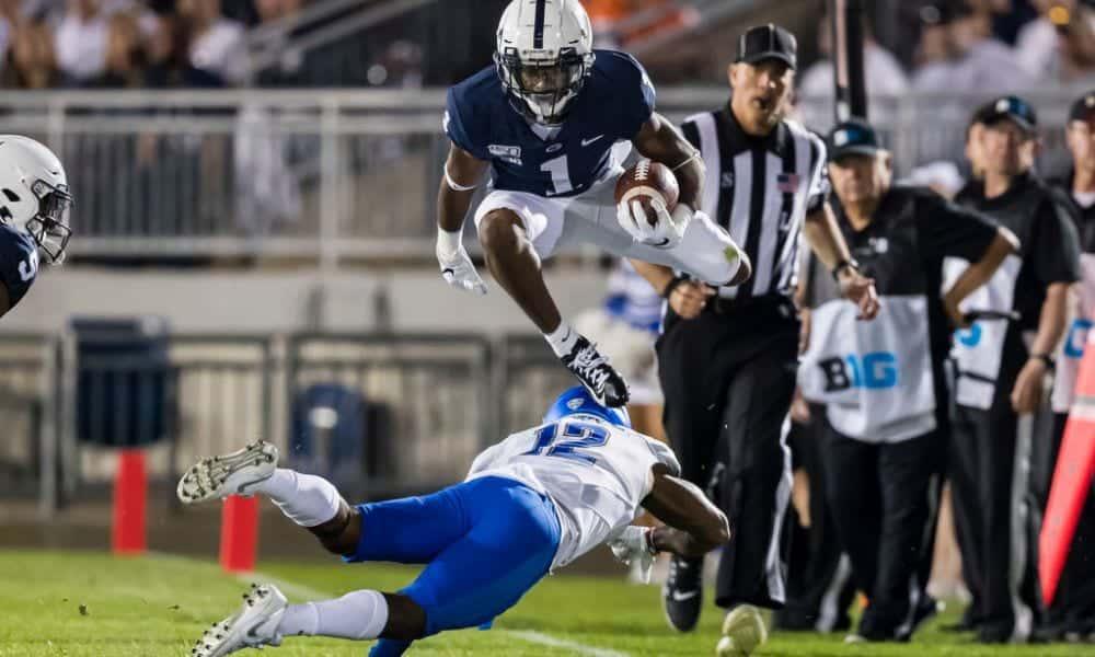 2020 NFL Draft Scouting Report: Penn State WR K.J. Hamler