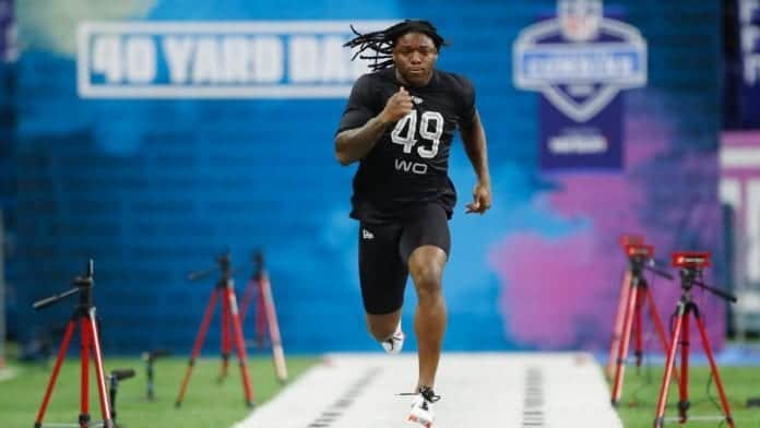 So your favorite player bombed the NFL Scouting Combine. Now what?