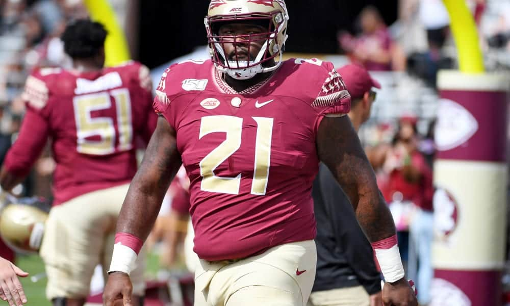 2021 NFL Draft: Top 10 defensive line rankings