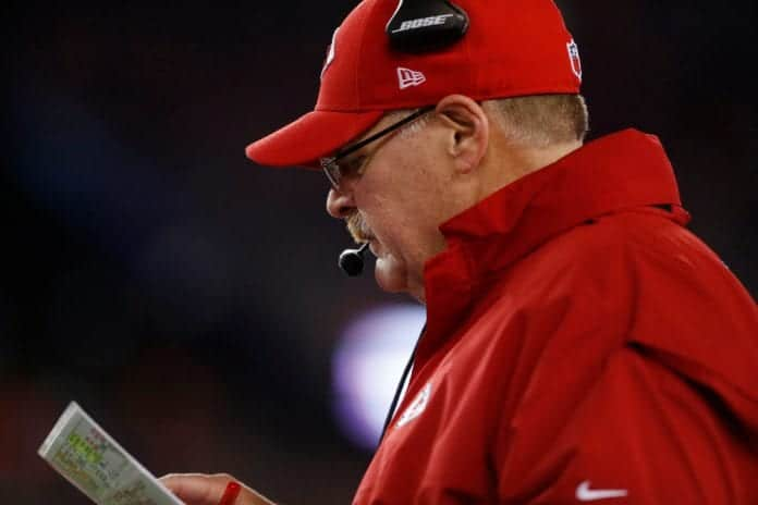 Chiefs', Andy Reid's quest for fulfillment only beginning after 2020