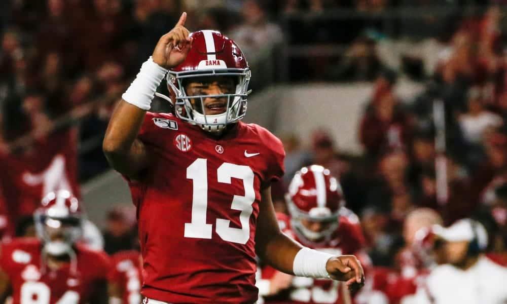 2020 NFL Draft Scouting Report: Alabama QB Tua Tagovailoa