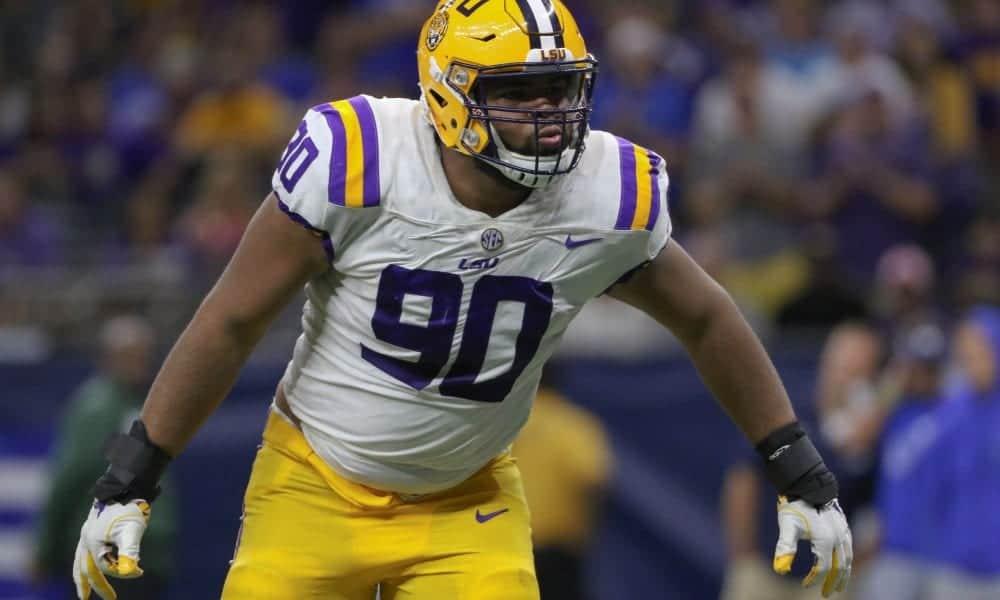 2020 NFL Draft Scouting Report: LSU DT Rashard Lawrence